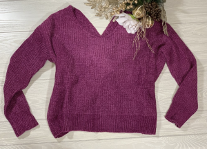 Hot Mess Mama Knot Sweater