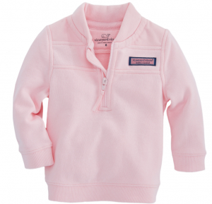 Vineyard Vines Baby Girl Sherpa