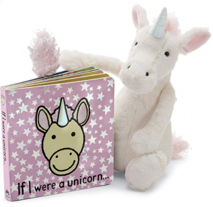 JellyCat If I Were a Unicorn