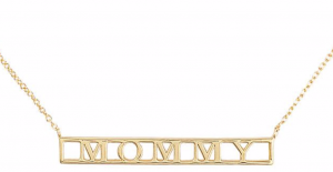 Uncommon James Mommy Necklace
